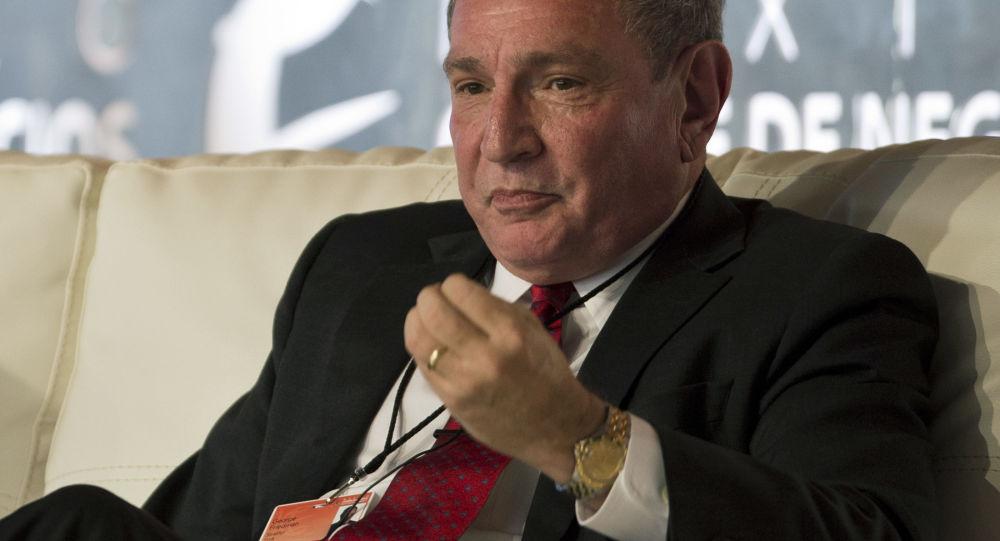Założyciel ośrodka badawczego Stratfor politolog George Friedman