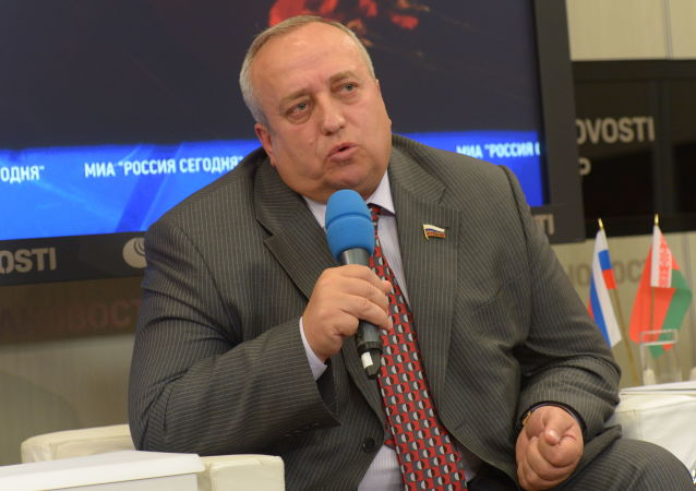 Zastępca przewodniczącego Komisji Polityki Informacyjnej Zgromadzenia Parlamentarnego Franc Klincewicz