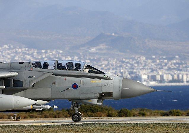 Brytyjska baza lotnicza Akrotiri