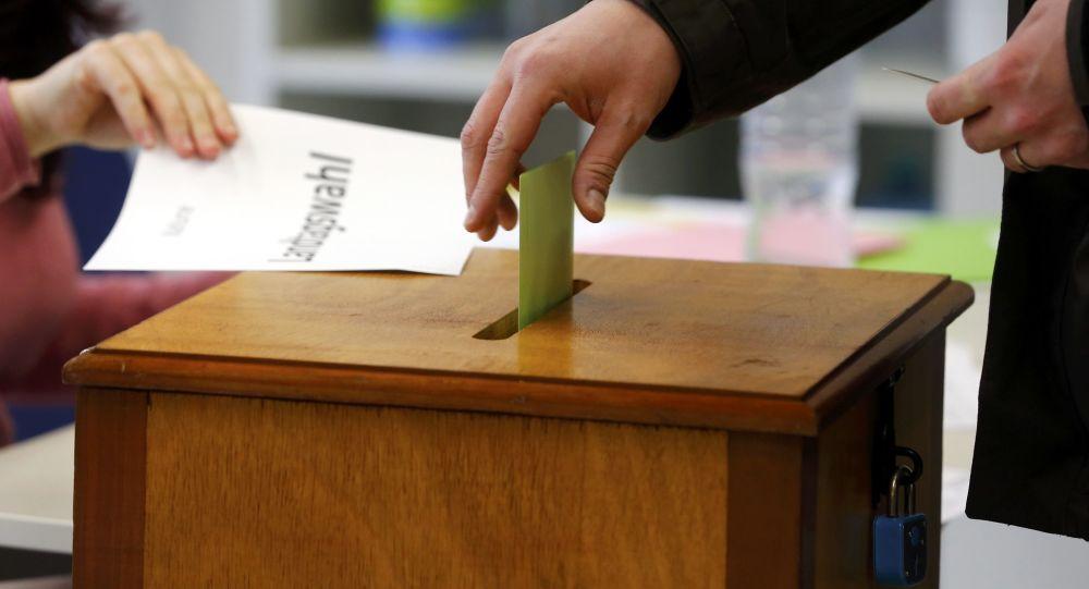 Wybory regionalne w Niemczech