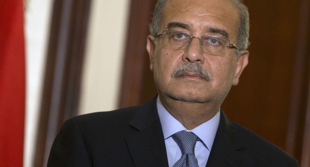 Premier Egiptu Szarif Isma'il