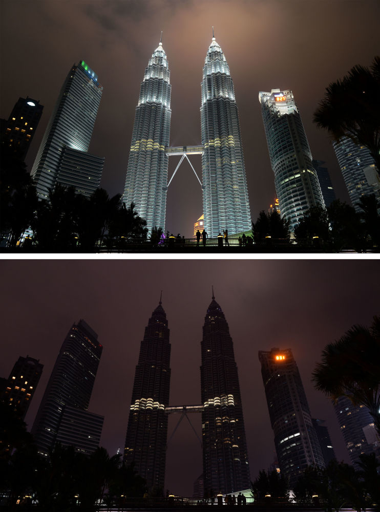 Petronas Twin Towers w Malezji