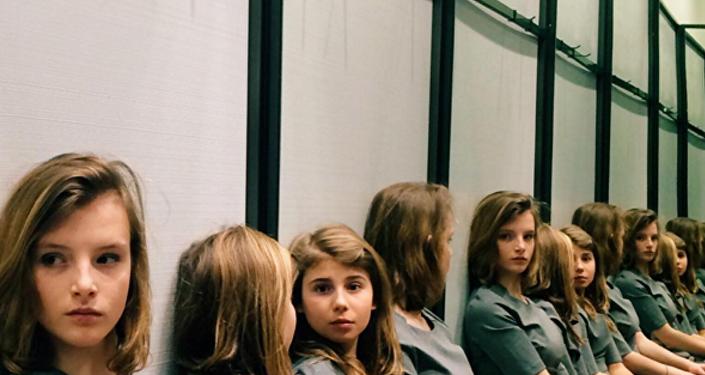 Użytkowników Instagrama zaintrygowało zdjęcie dziewczyn, których nie można policzyć