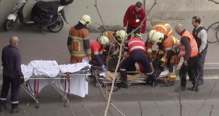 Atak terrorystyczny w Brukseli