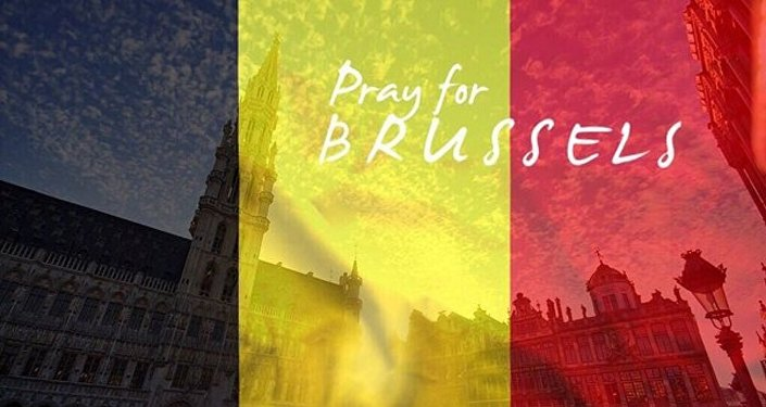 Od #JeSuisBruxelles do #StopIslam: reakcja sieci społecznościowych na zamachy w Brukseli