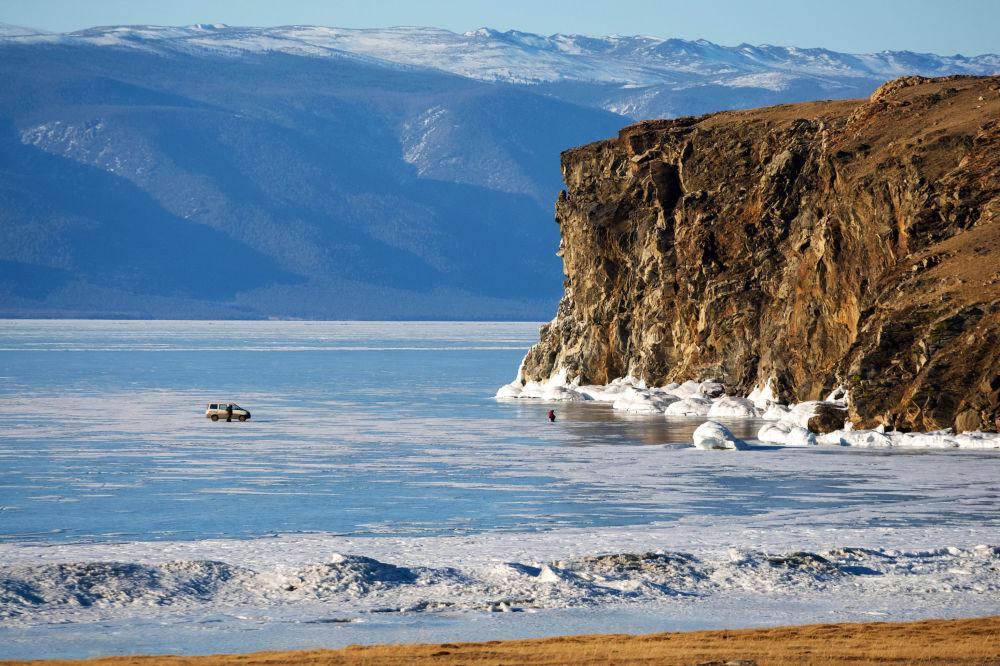 Olchon, największa wyspa Bajkału