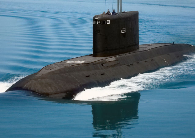 Okręt podwodny Rostów nad Donem
