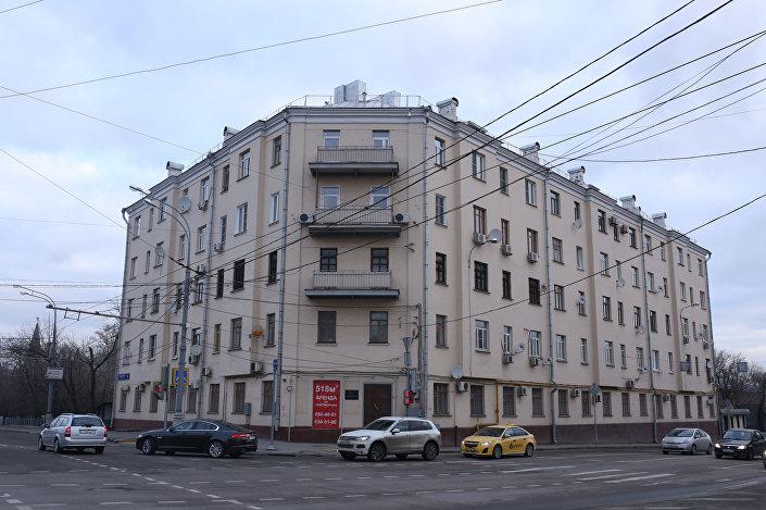 Dom № 5/6 przy ulicy Serafimowicza w Moskwie
