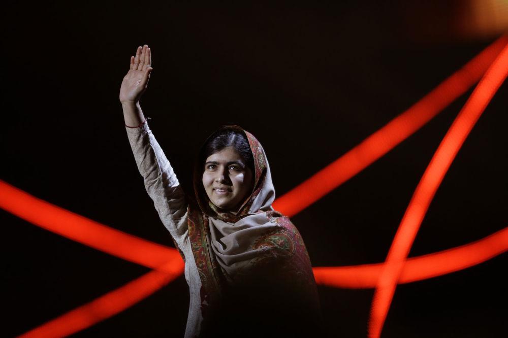 Laureatka Pokojowej Nagrody Nobla Malala Yousafzai