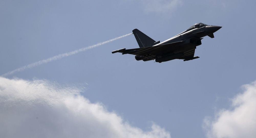 Wielozadaniowy myśliwiec IV generacji Eurofighter Typhoon