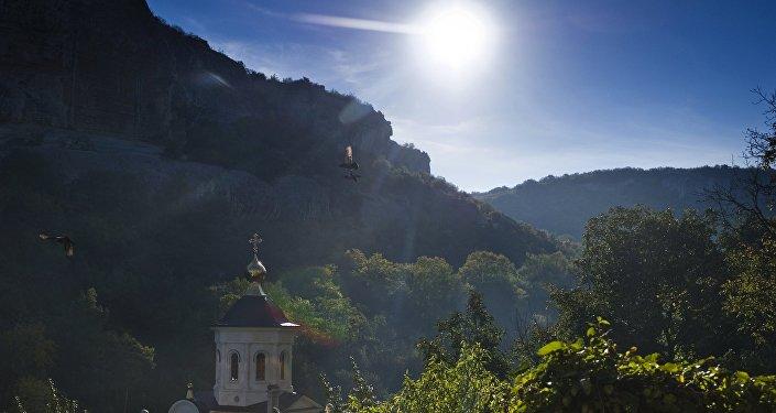 Krym, cerkiew Św.Jerzego