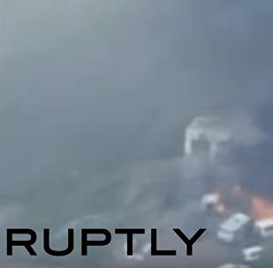 Azerbejdżan zbombardował punkt dowódczy w Karabachu