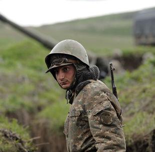 Sytuacja w Górskim Karabachu