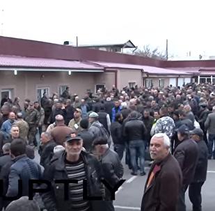 Ormiańscy ochotnicy jadą do Karabachu