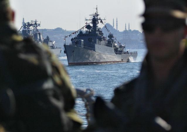 Statek Marynarki Wojennej Turcji TCG Salihreis