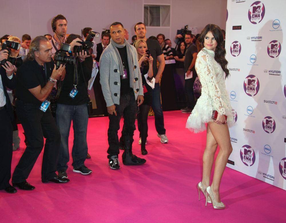 Amerykańska aktorka Selena Gomez