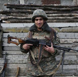 Konflikt w Górskim Karabachu