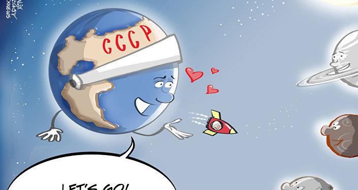 Gagarin Day #GagarinDay