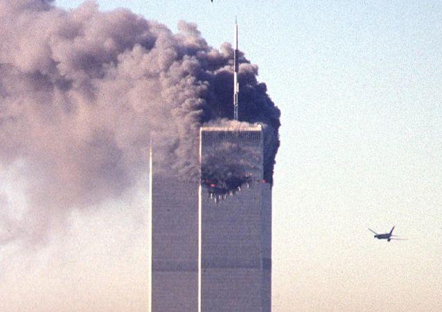Atak terrorystyczny na bliźniacze wieże w Nowym Jorku
