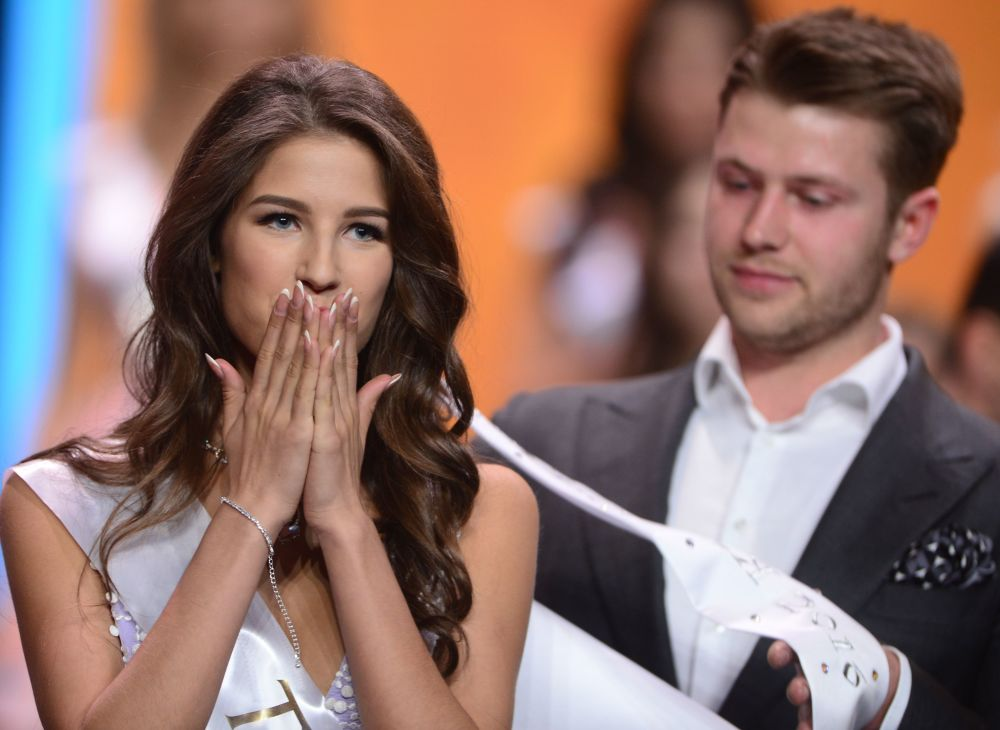 Miss Rosji 2016 Jana Dobrowolskaja