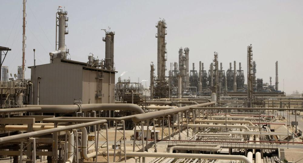 Rafineria w Arabii Saudyjskiej