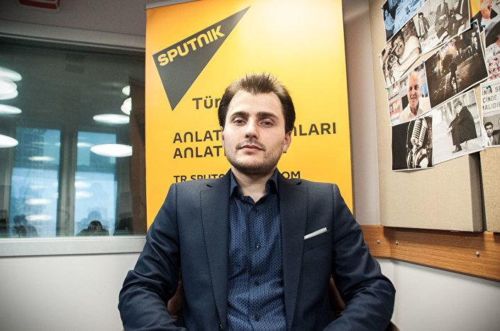 Dyrektor Agencji Sputnik Tural Kerimow