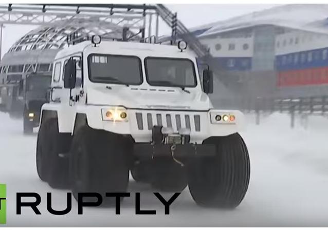 Forpoczta arktyczna Rosji