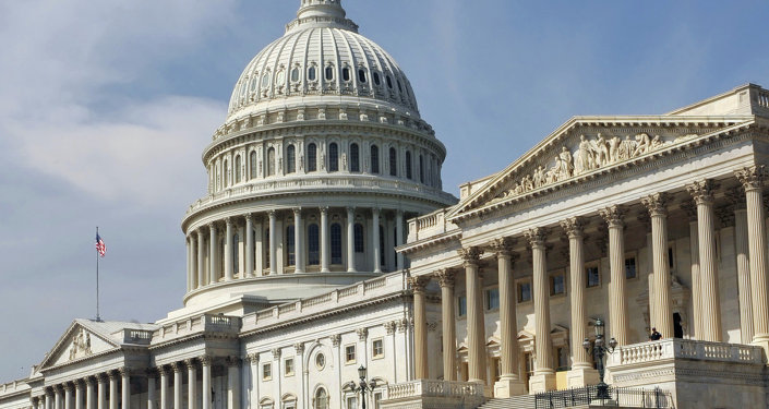 Budynek Kongresu w Waszyngtonie