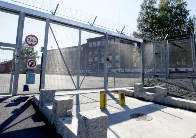 Więzienie Ila w Norwegii