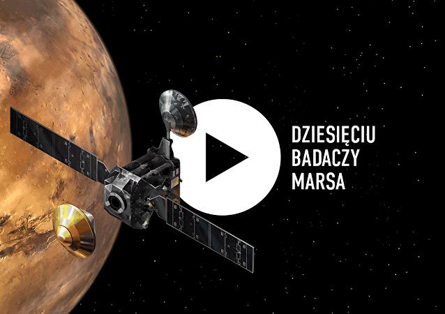 Dziesięciu badaczy Marsa