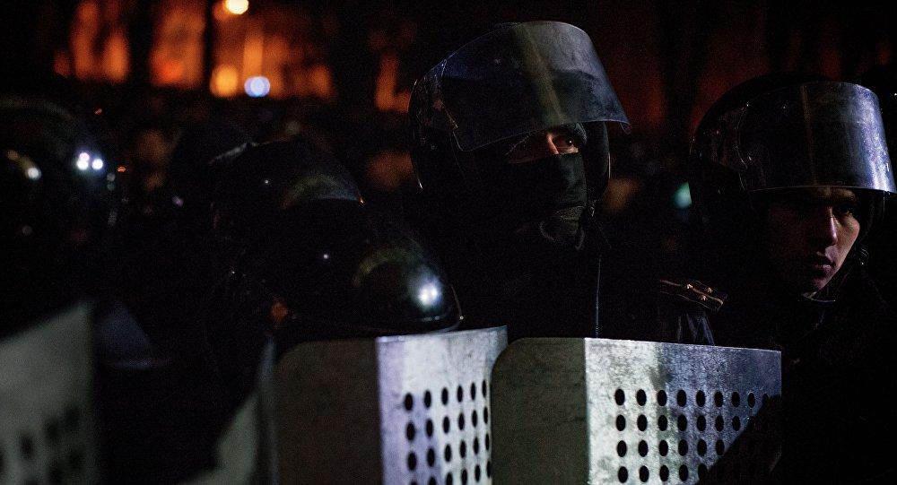 Antyrządowe protesty w Kiszyniowie