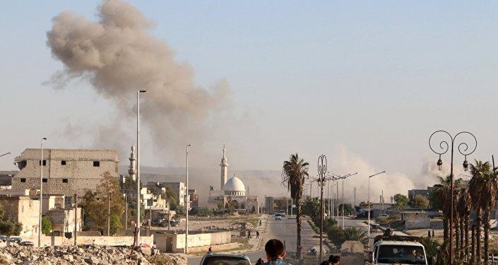 Sytuacja w Syrii
