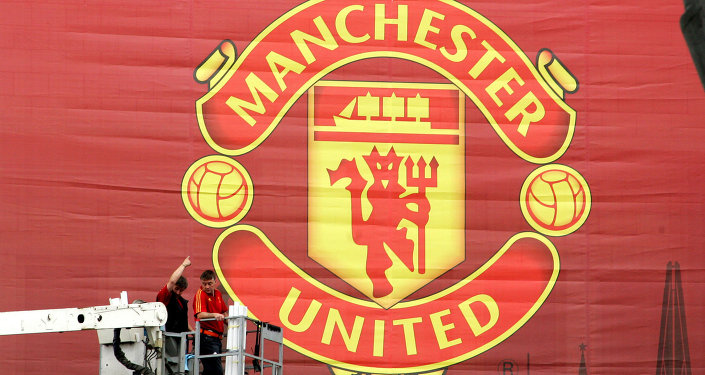 Manchester United Banner