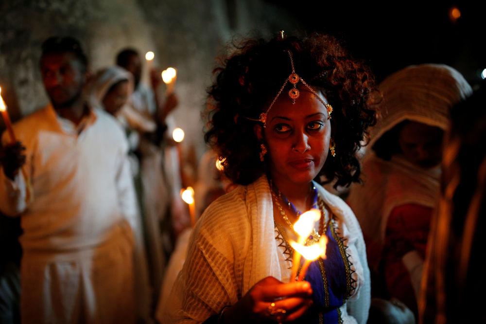 Obchody Wielkanocy w Jerozolimie