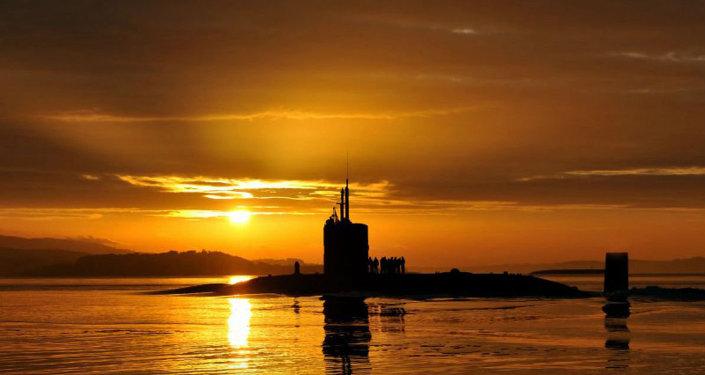 Okręt bezzałogowy Sea Hunter