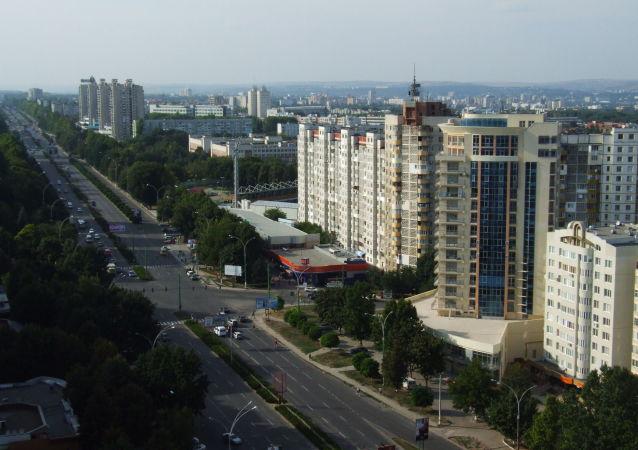 Kiszyniów Mołdowa Mołdawia widok stolica