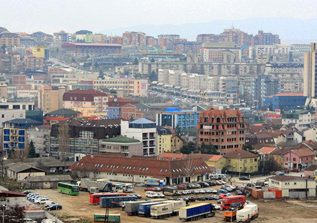 Prisztina, Kosowo