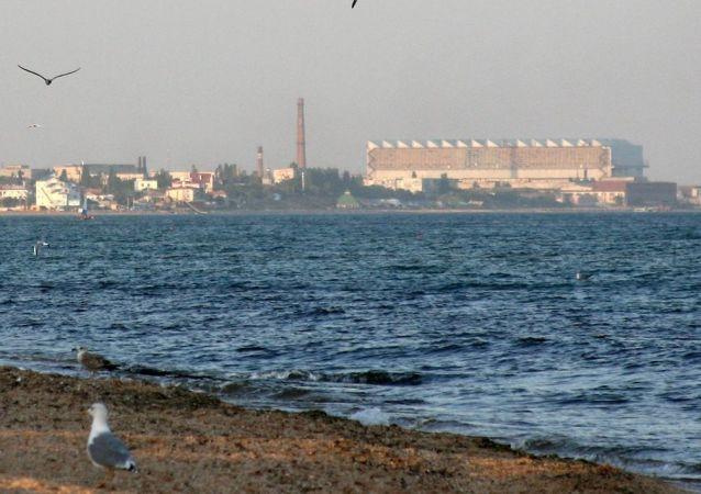 Stocznia Morze w Teodozji