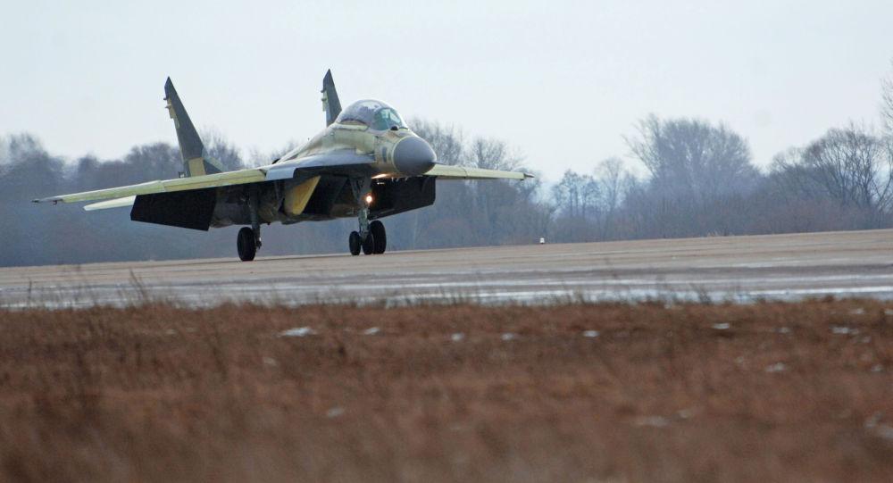 Dwumiejscowy myśliwiec okrętowy MiG-29KUB