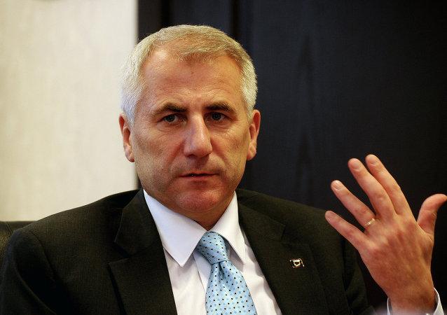 Szef przedstawicielstwa UE w Rosji Vygaudas Ušackas