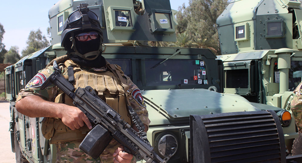 Zamach na państwową gazownię w Iraku