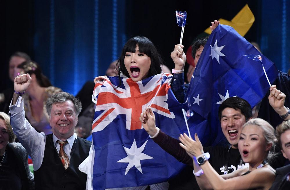 Dami Im, Australia