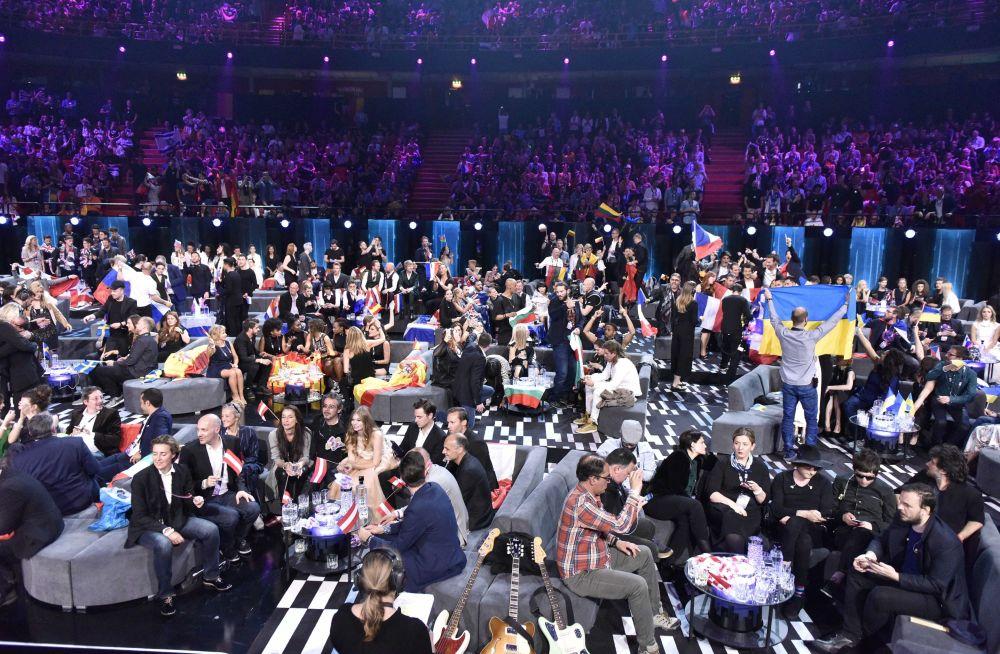 Uczestnicy Eurowizji-2016