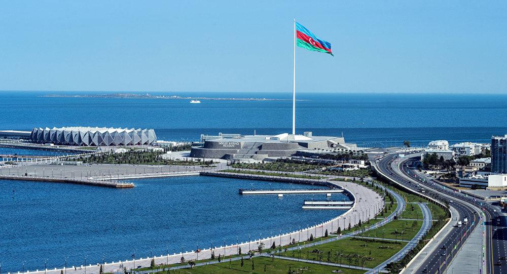 Stolica Azerbejdżanu, Baku