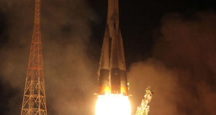 Start EgyptSat-2 z kosmodromu Bajkonur