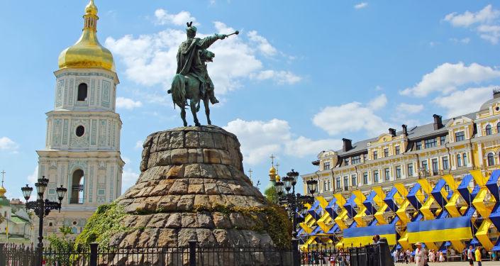 Plac Sofijski w Kijowie
