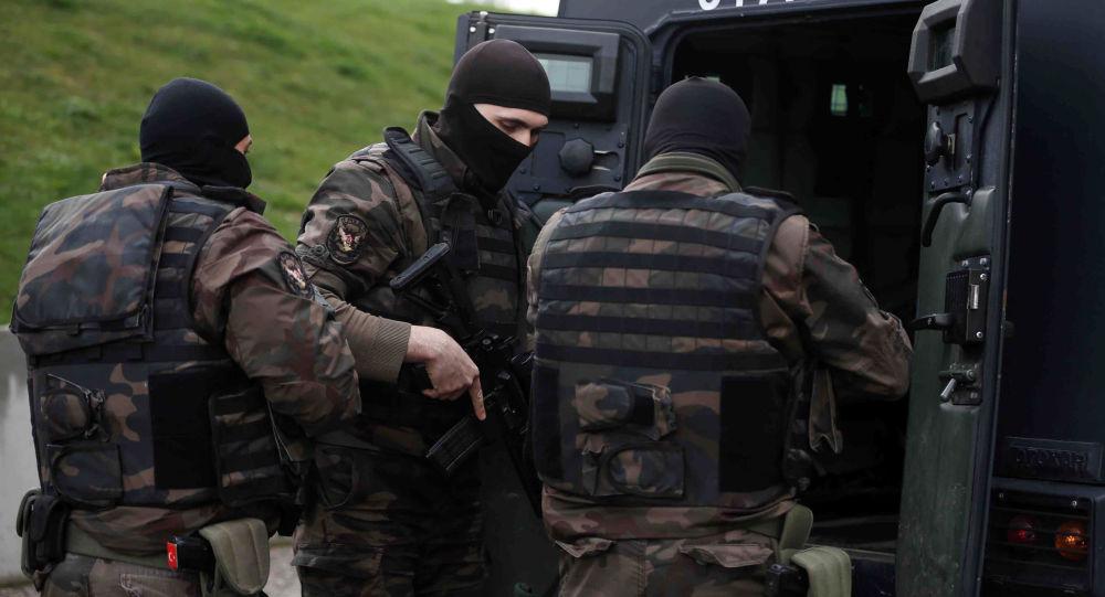 Służby specjalne tureckiej policji