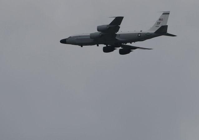 Amerykański samolot zwiadowczy RC-135S