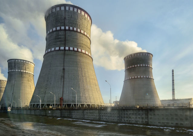 Roweńska elektrownia atomowa w Kuznecowsku, Ukraina