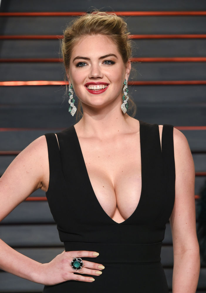 Kolejna hollywoodzka blond piękność – odnosząca sukcesy amerykańska modelka i aktorka Kate Upton.